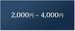 価格帯で探す 2,000円~4,000円