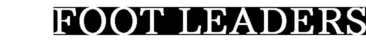 ビジネスシューズ専門店 フットリーダーズの店舗ロゴ